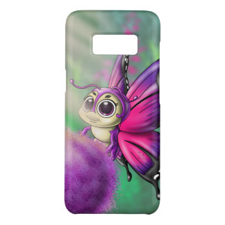Big-Eyed Butterfly Cutie Samsung Galaxy S8 Case