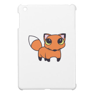 BIG EYED FOX iPad MINI CASE