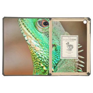 Big Eyed Lizard iPad Air Covers