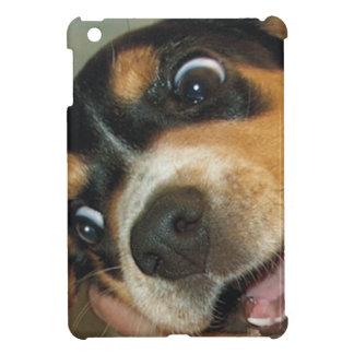 Big Eyes Beagle Puppy Case For The iPad Mini