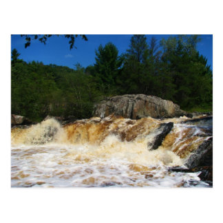Big Falls Postcard