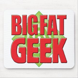Big Fat Geek v2 Mousepad
