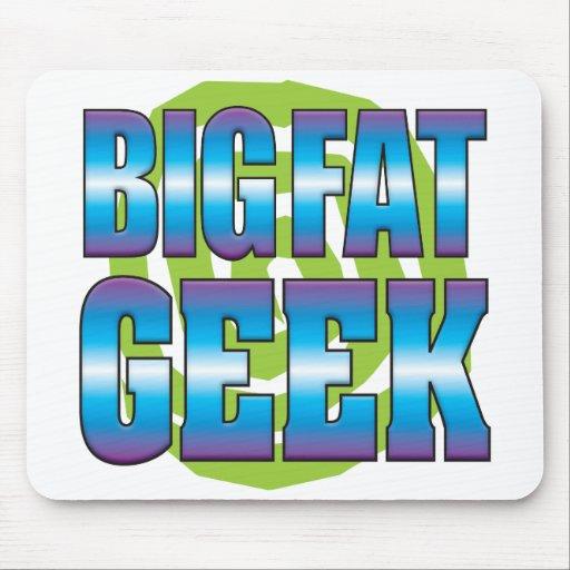 Big Fat Geek v3 Mouse Mat