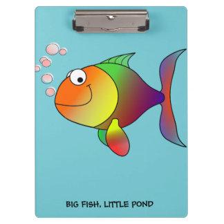 BIG FISH, LITTLE POND - Clipboard