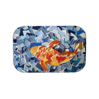 Big Fish Swappable Plates! Lunchbox