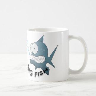 Big Fish - White 11 oz Classic White Mug Coffee Mug