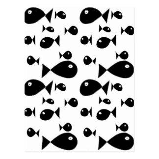 Big fishes postcard