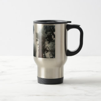 Big Fog Tree Stainless Steel Travel Mug