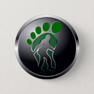 Big Foot Gifts 6 Cm Round Badge