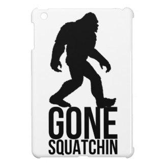 Big foot gone squatchin iPad mini covers