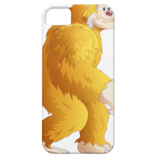 Big Foot iPhone 5 Cover