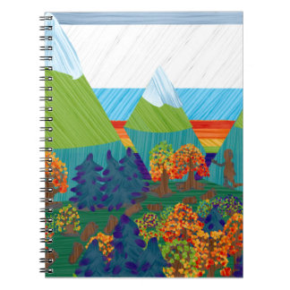 Big Foot Notebooks