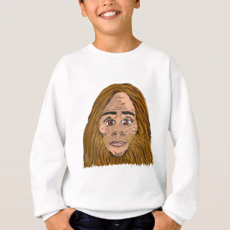 Big Foot Sketch Sweatshirt