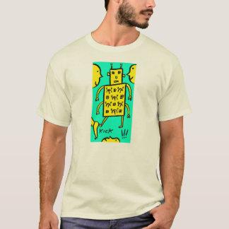 Big Friiendly Robot T-Shirt