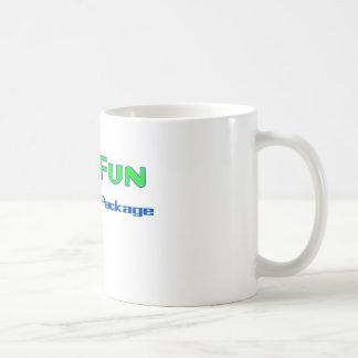 Big Fun in a little package Mugs