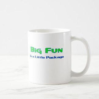 Big Fun in a little package Coffee Mugs