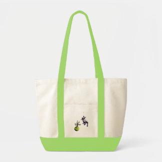 Big Furry Dragon Impulse Tote Bag