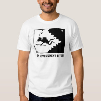 Big government bites Shirt