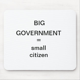 BIG GOVERNMENT MOUSE PADS