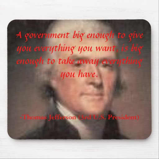 Big Government Mousepad