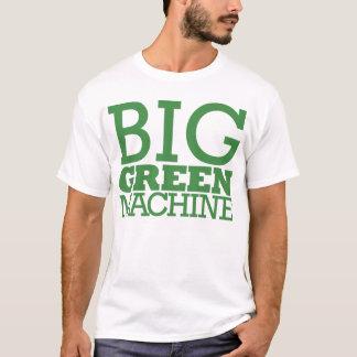Big Green Machine - Green T-Shirt