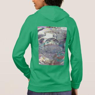 Big Gulp Fantasy Fractal Hoody Canada motif