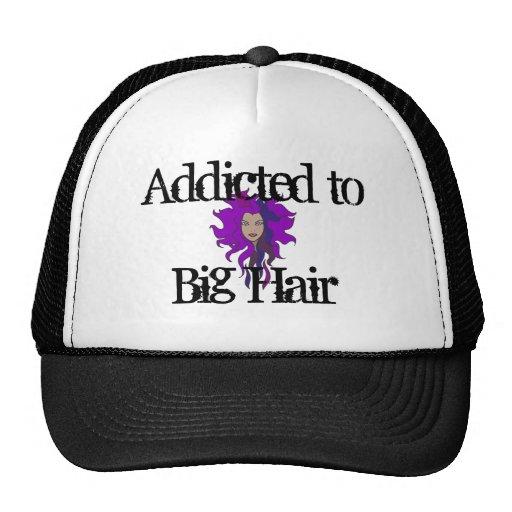 Big Hair Mesh Hats