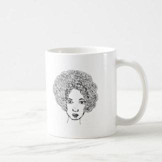 Big Hair Mug