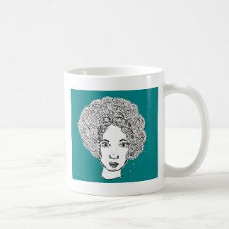 """""""Big Hair"""" Mug"""