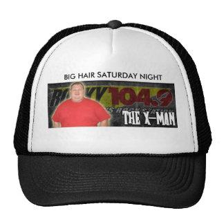 BIG HAIR SATURDAY NIGHT HAT