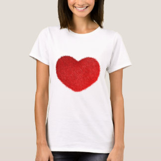 Big hairy heart. T-Shirt