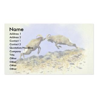 Big Horn Business Card Template