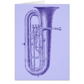 Big Horn Greeting Card