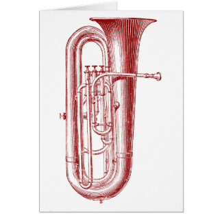 Big Horn Greeting Card