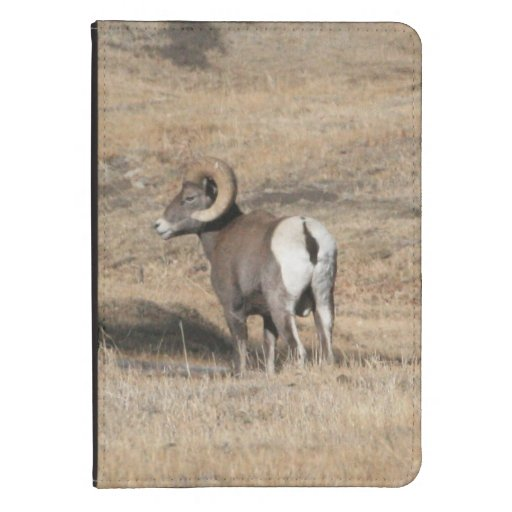 Big Horn Ram Kindle Cover