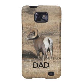 Big Horn Ram Dad Galaxy SII Cover