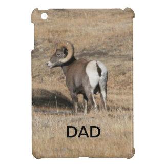 Big Horn Ram Dad iPad Mini Cases