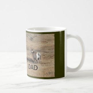 Big Horn Ram Dad Mugs