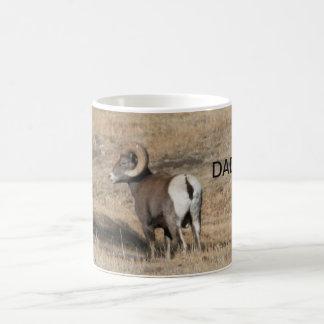 Big Horn Ram Dad Mug