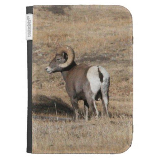Big Horn Ram Kindle Case