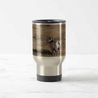 Big Horn Ram Travel Mug