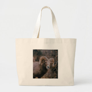 Big Horn Sheep Canvas Bag