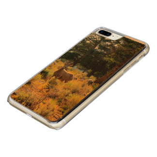 Big Horn Sheep Carved iPhone 8 Plus/7 Plus Case