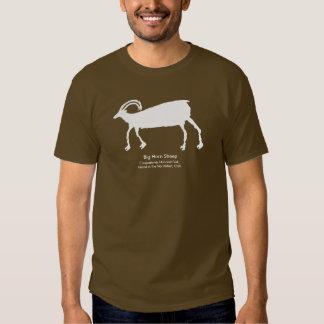 Big Horn Sheep Petroglyph Shirt