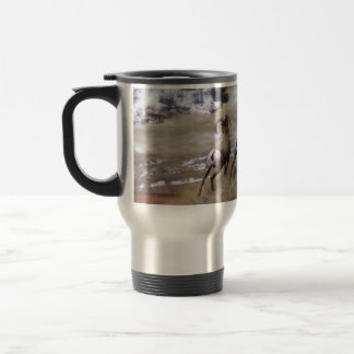 Big Horn Sheep Travel Mug