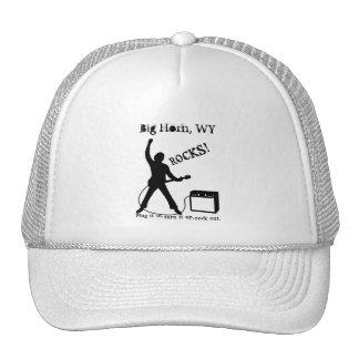 Big Horn, WY Hat