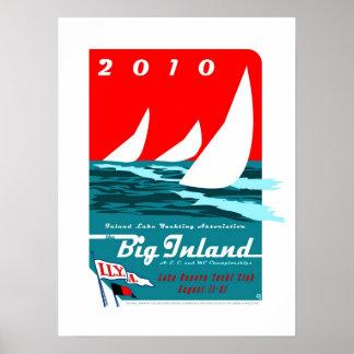 Big Inland 2010 print