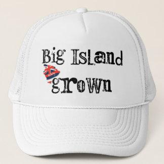 Big Island Grown Trucker Hat