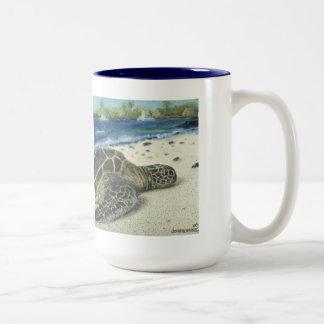 Big Island Sea Turtle Coffee Mug