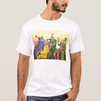**Big JAzz Band** T-Shirt